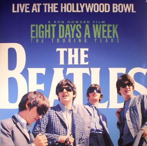 BEATLES, The - Live At The Hollywood Bowl: Eight Days A Week: The Touring Years (Soundtrack)