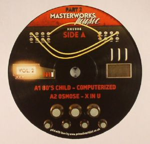 80s CHILD/OSMOSE/DOC JAM/THE SILVER RIDER - Masterworks Vol 2: Part 2