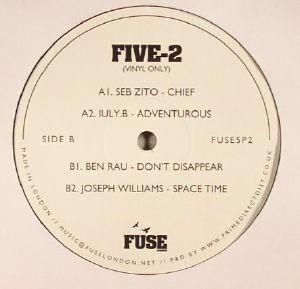 ZITO, Seb/IULY B/BEN RAU/JOSEPH WILLIAMS - FIVE 2