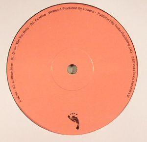 LUVLESS - Luvmaschine EP