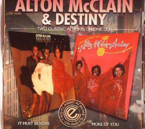 MCCLAIN, Alton & DESTINY - It Must Be Love/More Of You