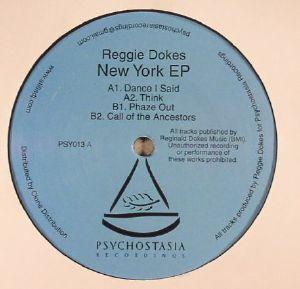 DOKES, Reggie - New York EP