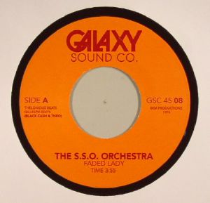 SSO ORCHESTRA, The - Faded Lady (edits)