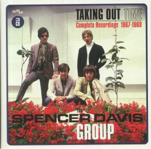 SPENCER DAVIS GROUP, The - Complete Recordings 1967-1969