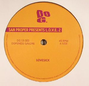 SAN PROPER - LOVE 2