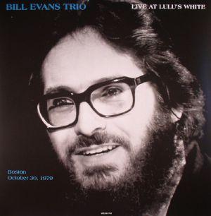 BILL EVANS TRIO - Live At Lulu's White In Boston October 30 1979