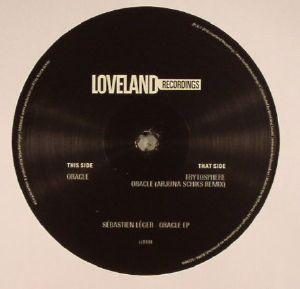 Sebastien Leger Oracle Ep Vinyl At Juno Records