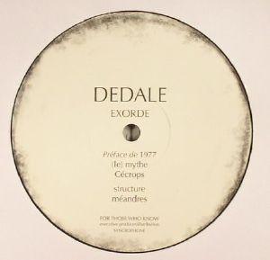 DEDALE - Exorde