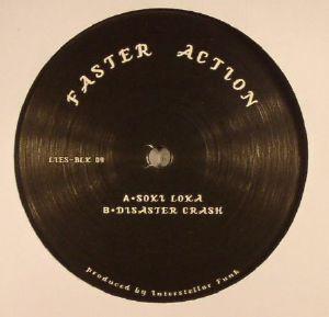 FASTER ACTION - Soki Loka
