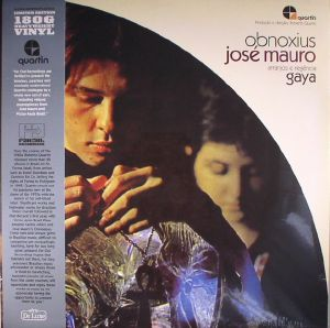 MAURO, Jose - Obnoxius (reissue)