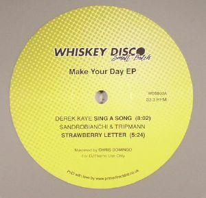 KAYE, Derek/SANDROBIANCHI/TRIPMAN/RABO & SNOB/LOVE DROP - Make Your Day EP