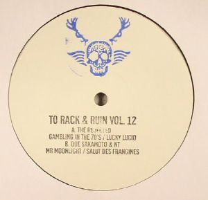 REJECTED, The/QUE SAKAMOTO & NT - To Rack & Ruin Vol 12