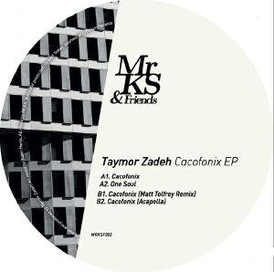 ZADEH, Taymor - Cacofonix EP (incl Matt Tolfrey mix)