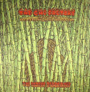 CHI FACTORY, The feat KOOS DERWORT & HANYO VAN OOSTEROM - The Bamboo Recordings