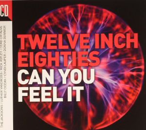 Various Twelve Inch Eighties Can You Feel It Vinyl At