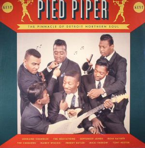 VARIOUS - Pied Piper: The Pinnacle Of Detroit Northern Soul