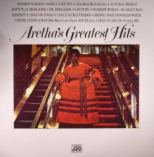 FRANKLIN, Aretha - Aretha's Greatest Hits