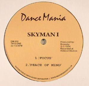 SKYMAN I - Focus (remastered)