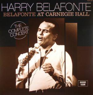 BELAFONTE, Harry - Belafonte At Carnegie Hall