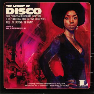 The Legacy Of Disco: The Finest & Rarest Masters