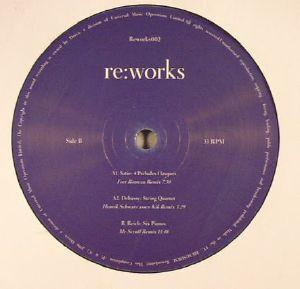 SATIE/DEBUSSY/REICH - Reworks Vol 2