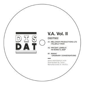 MELCHIOR PRODUCTIONS LTD/VINCENT LEMIEUX/BARAC - VA Vol II