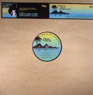 La FOND, Nadie/EMBRYO - Nappy Music Man Edits