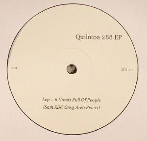 LCP/CUTKACHI - Quilotoa 288 EP