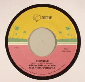 NELDA PINA Y LA BOA feat NIDIA GONGORA - Giumbele