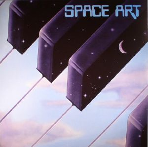 SPACE ART - Onyx (reissue)
