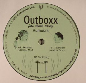 OUTBOXX feat NAOMI JEREMY - Rumours