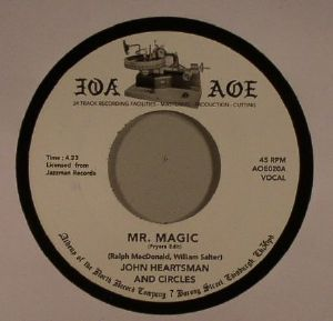 HEARTSMAN, John/CIRCLES - Mr Magic