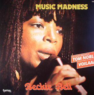 BECKIE BELL - Music Madness Remixes