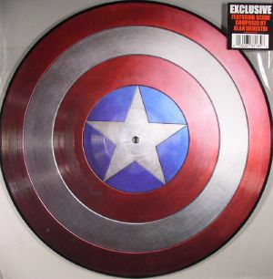 SILVESTRI, Alan - Captain America: The First Avenger (Soundtrack)