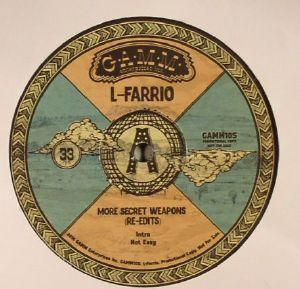 L FARRIO - More Secret Weapons (Re-Edits)