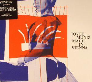 MUNIZ, Joyce - Made In Vienna