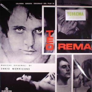 MORRICONE, Ennio - Teorema (Soundtrack) (reissue)