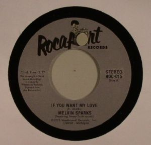 SPARKS, Melvin feat JIMMY SCOTT - If You Want My Love