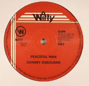 OSBOURNE, Johnny - Peaceful Man