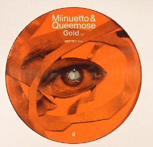 MIINUETTO/QUEEMOSE - Gold EP