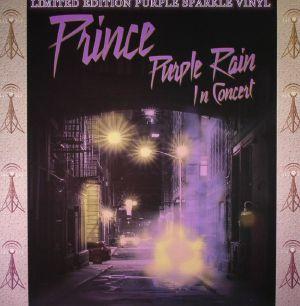 PRINCE - Purple Rain In Concert