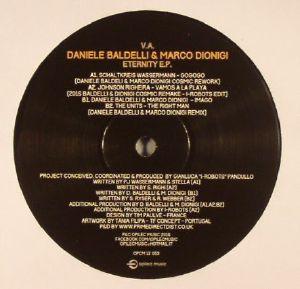 BALDELLI, Daniele/MARCO DIONIGI/SCHALTKREIS WASSERMANN/JOHNSON RIGHEIRA/THE UNITS - Eternity EP
