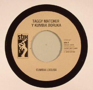 MATCHER, Taggy/KUMBIA BORUKA - Cumbia Locura