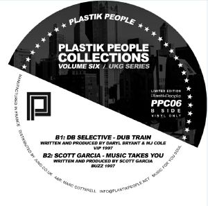 HI TIMES/DB SELECTIVE/SCOTT GARCIA - Plastik People Collections Volume Six