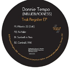 TEMPO, Donnie - Trak Register EP