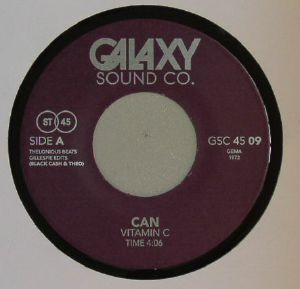 BLACKCASH & THEO/CAN/SILVER APPLES - Galaxy Vol 9