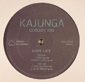 CLOUDY KID - Love Life