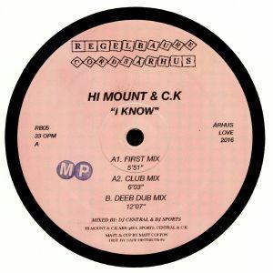 HI MOUNT/CK - I Know
