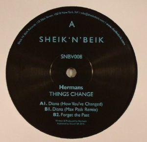 HERMANS - Things Change EP