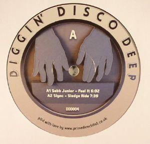 SEBB JUNIOR/SLYNC/VHYCE/MARSUPIALS - Diggin Disco Deep #4